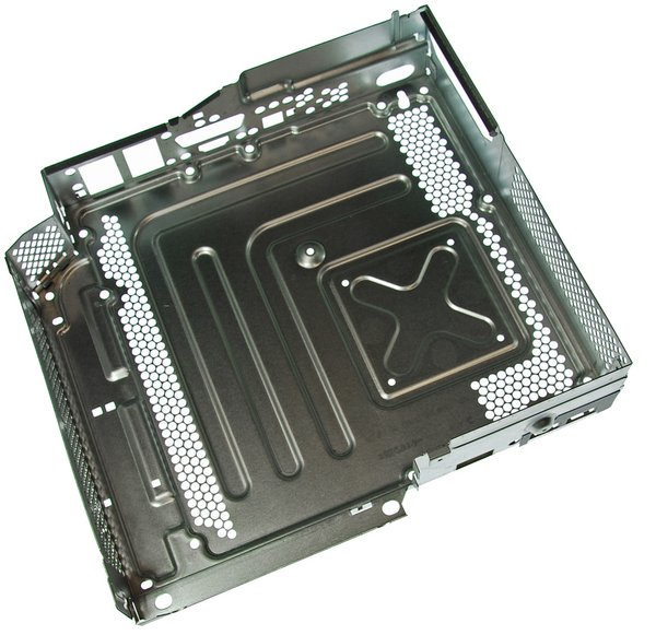 Xbox 360 S Left Chassis