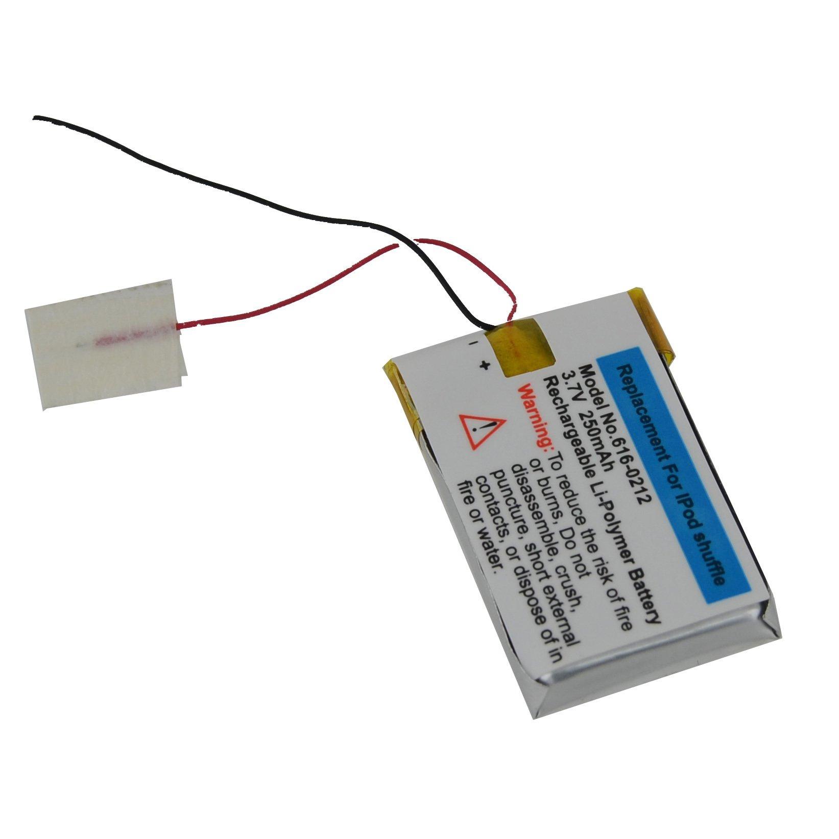 iPod Shuffle Gen 1 Replacement Battery图片