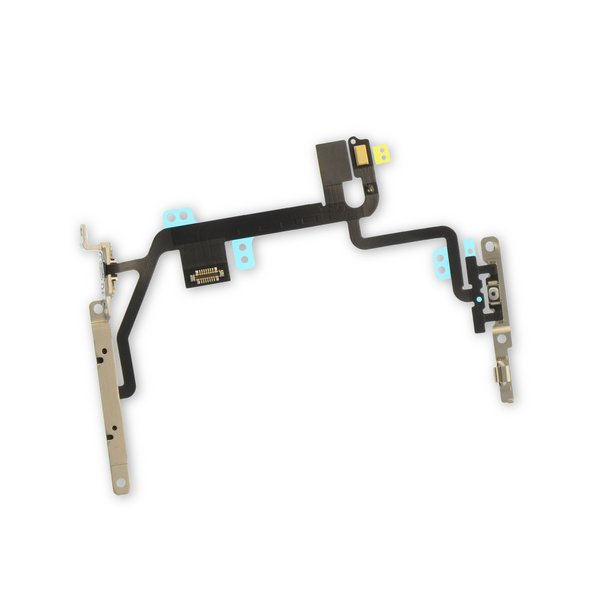 iPhone 8 Audio Control Cable and Brackets / New