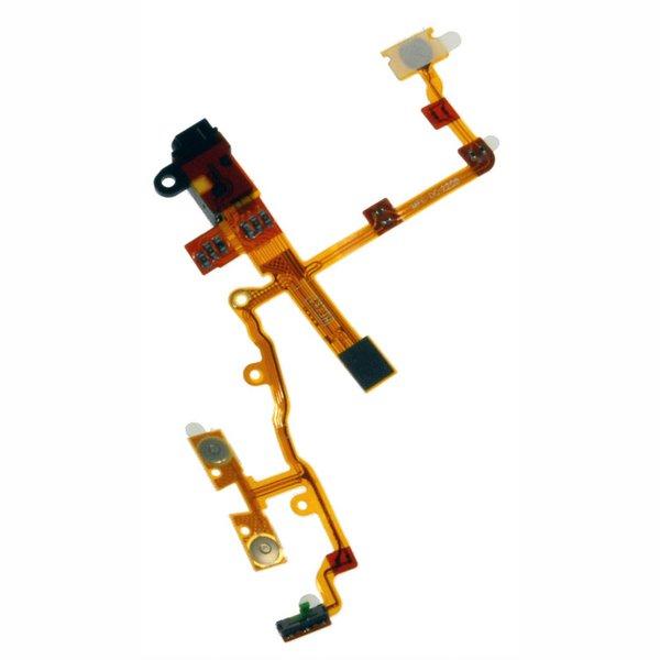 iPhone 3G/3GS Headphone Jack Assembly / Black