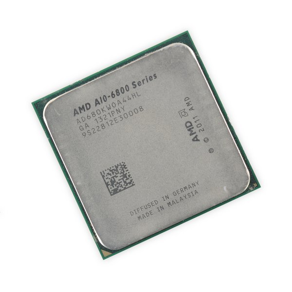 AMD A10-6800K Black Edition Desktop APU