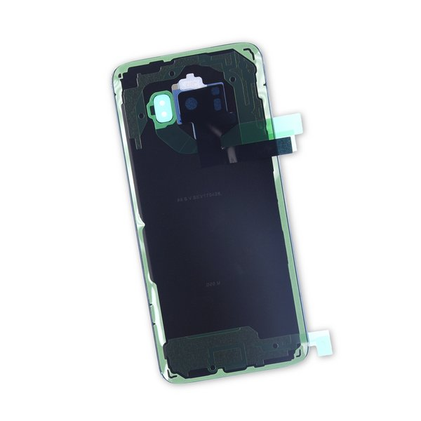 Galaxy S8 Rear Glass Panel/Cover - Original / Blue / New / Part Only