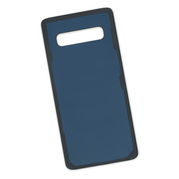 Galaxy S10 Rear Glass Panel/Cover / Black