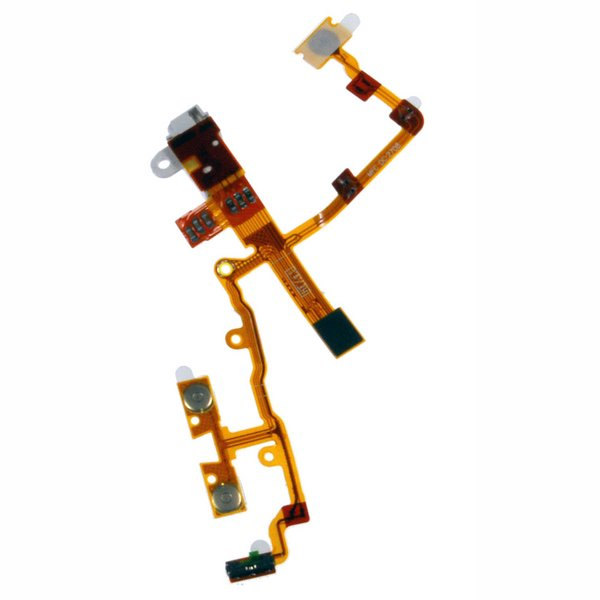 iPhone 3G/3GS Headphone Jack Assembly / White