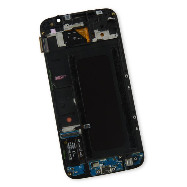 Galaxy S6 Screen and Digitizer Assembly (Sprint) / White / A-Stock