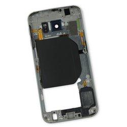 Galaxy S6 Midframe (Sprint) / White / A-Stock
