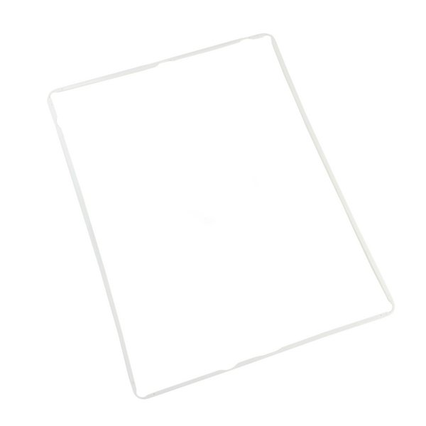 iPad 2/3/4 Display Bezel / White