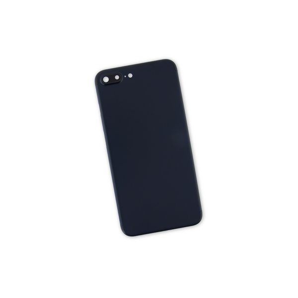 iPhone 7 Plus Blank Rear Case / Black