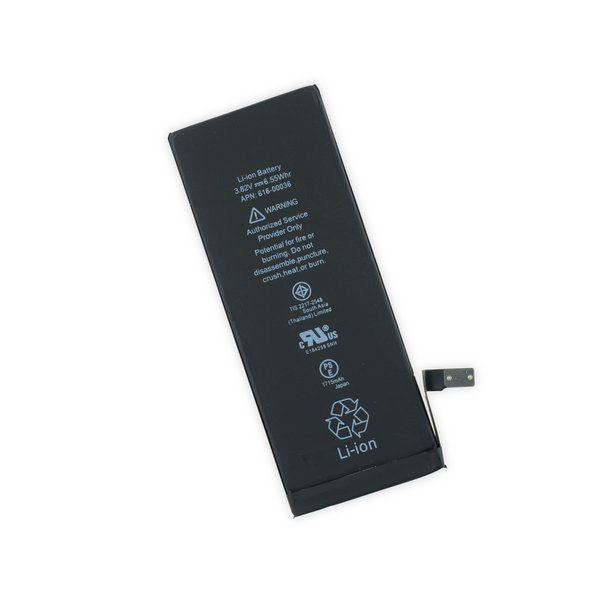 iPhone 6s Replacement Battery / Part and Adhesive