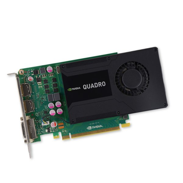 Quadro K2000 Graphics Card