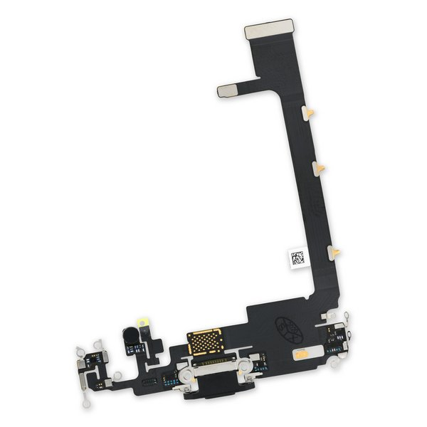 iPhone 11 Pro Max Lightning Connector Assembly / New / Black