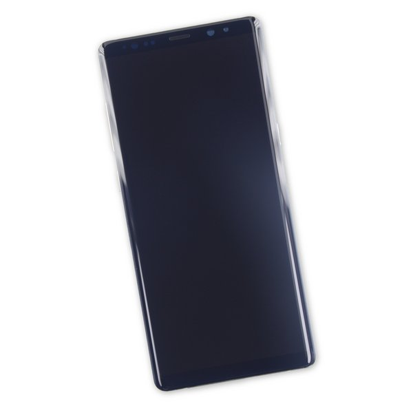 Galaxy Note8 Screen / Gold