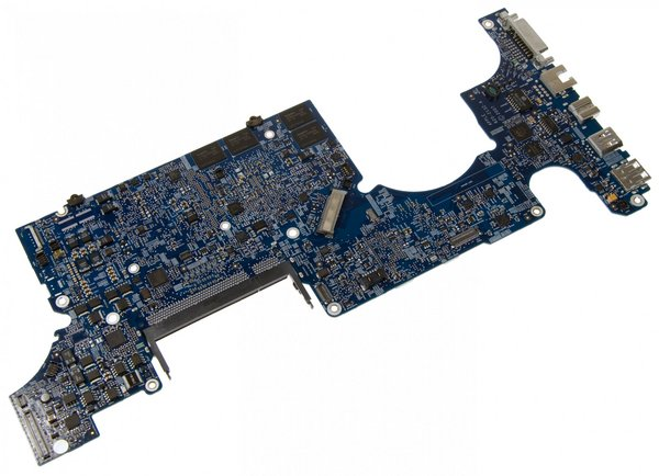 "MacBook Pro 17"" (Model A1229) 2.4 GHz Logic Board"