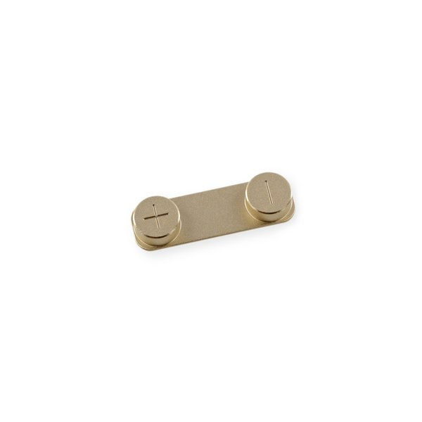 iPhone 5s/SE Volume Button / Gold / Used