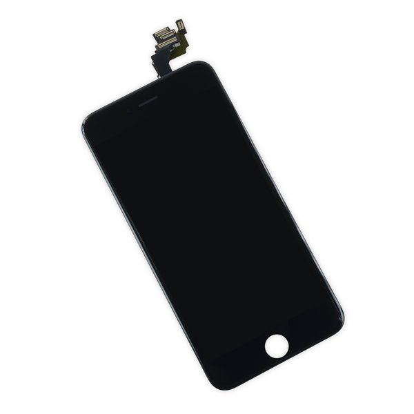 iPhone 6 Plus LCD Screen and Digitizer Full Assembly / New / Part Only / Black
