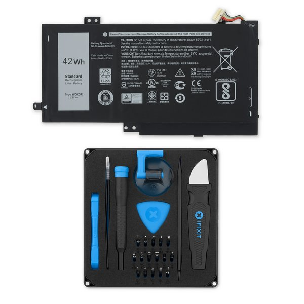 HP LEO3XL Replacement Battery / Fix Kit