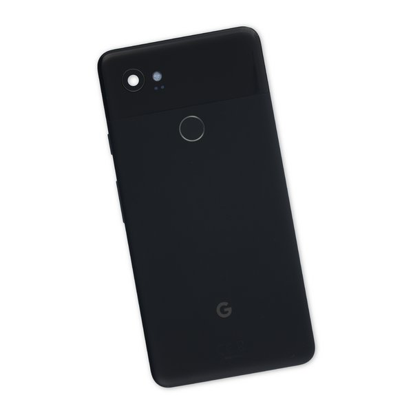 Google Pixel 2 XL Rear Case / A-Stock / Black
