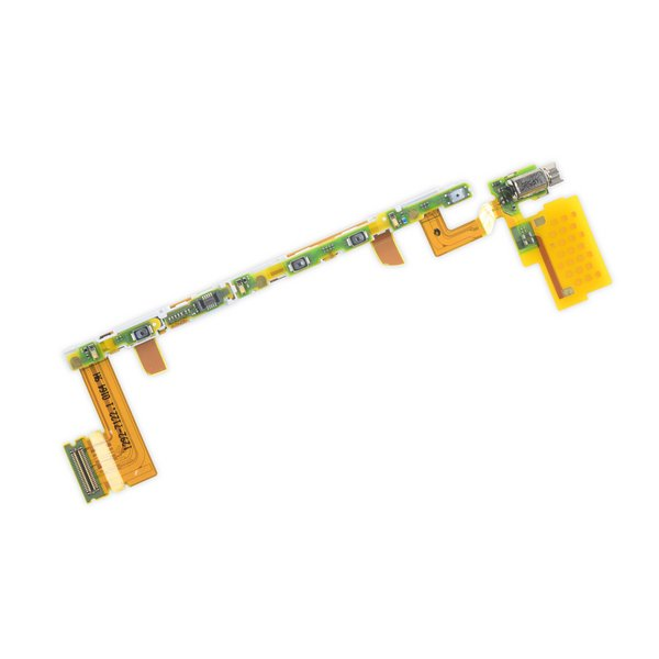 Sony Xperia Z5 Side Button Cable Assembly