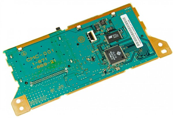 Sony PlayStation 3 Models A, C, & E Memory Board