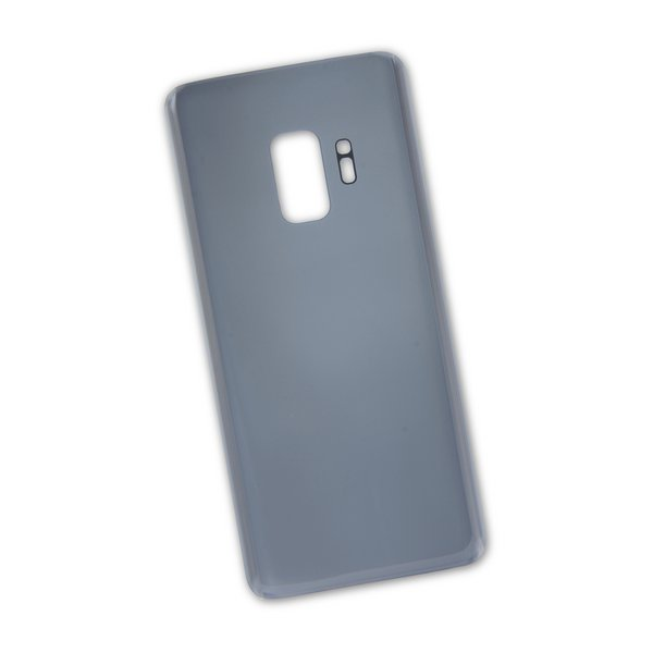 Galaxy S9 Aftermarket Blank Rear Glass Panel / Gray