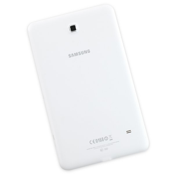 Galaxy Tab 4 8.0 Rear Panel / White / A-Stock
