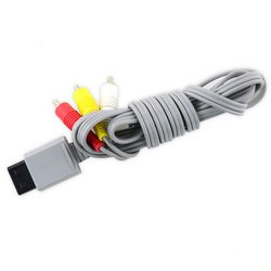 Nintendo Wii A/V Cable