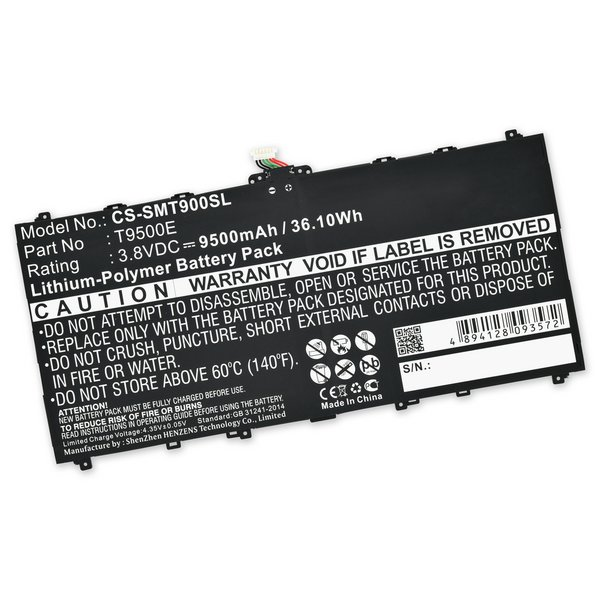 Galaxy Tab Pro 12.2 Replacement Battery / New