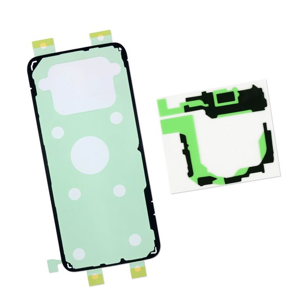 Galaxy S8 Rear Cover Adhesive / Two Piece Set