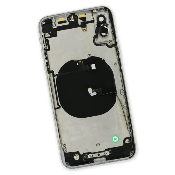 iPhone X OEM Rear Case / A-Stock / White
