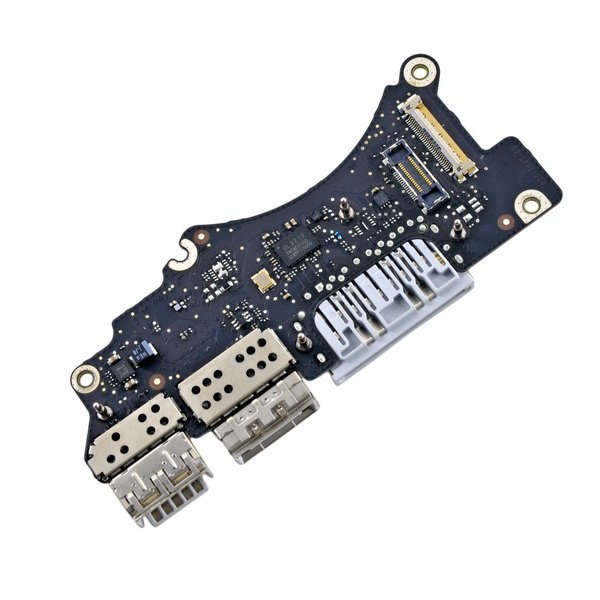 "MacBook Pro 15"" Retina (Late 2013-Mid 2014) Right I/O Board"