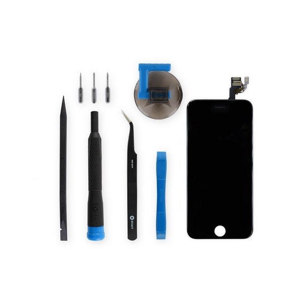 iPhone 6 Screen / New / Fix Kit / Black