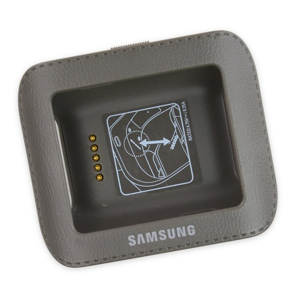 Galaxy Gear (1st Gen) Charging Cradle / Gray