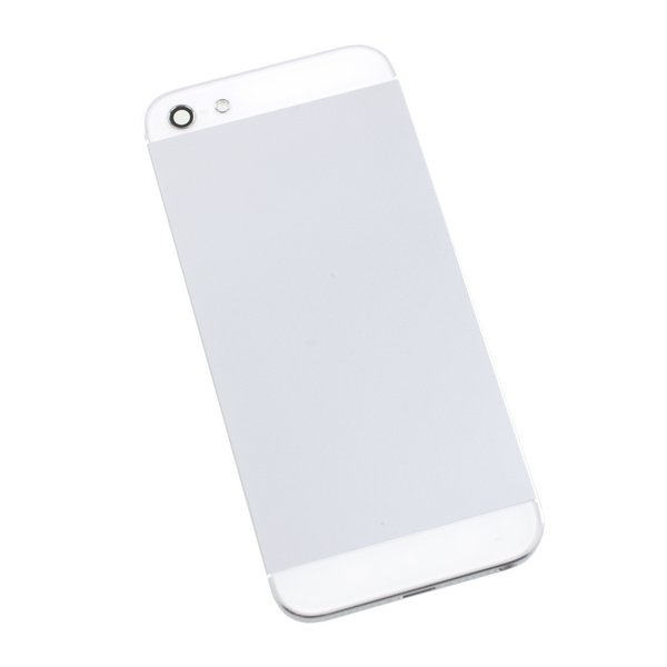 iPhone 5 Blank Rear Case / White