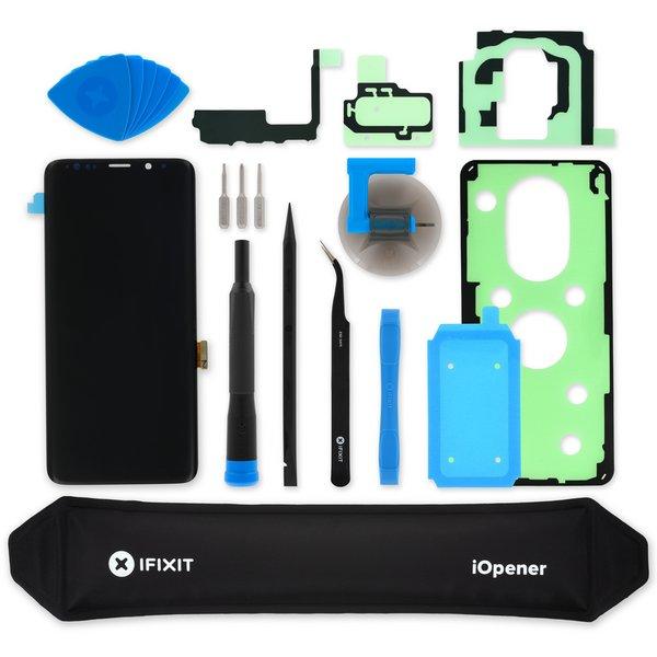 Galaxy S9+ Screen / New / Fix Kit