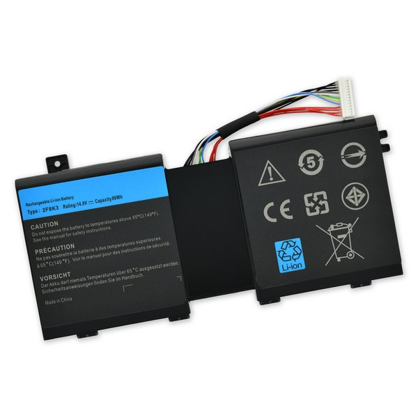 Alienware 17 and 18 Replacement Battery / Part Only