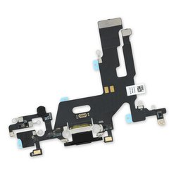 iPhone 11 Lightning Connector Assembly / Black