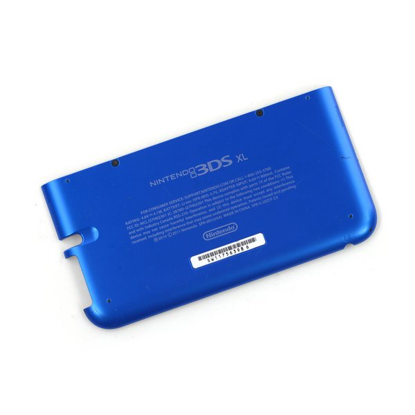 Nintendo 3DS XL Rear Case