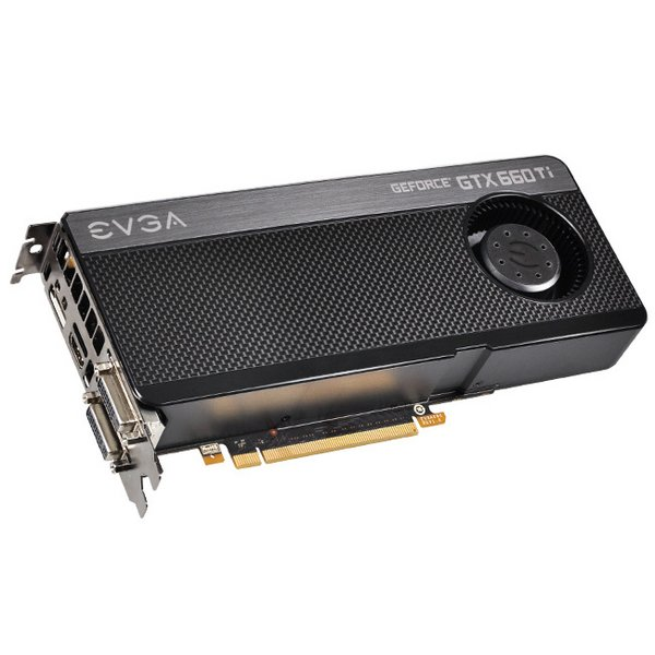 GeForce GTX 660 Ti Graphics Card / EVGA