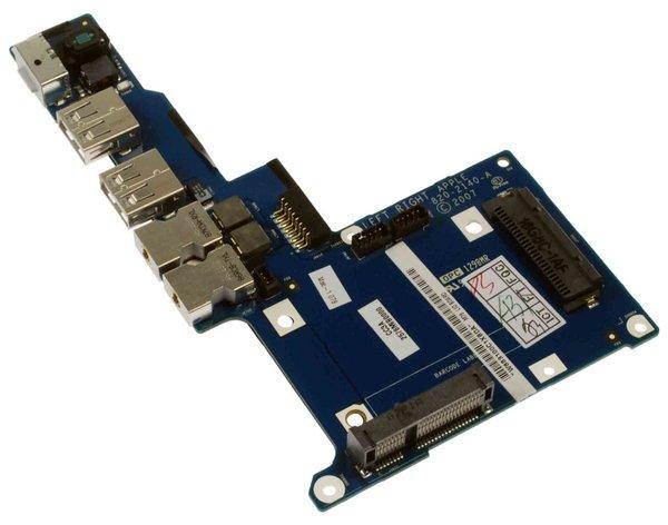"MacBook Pro 17"" (Model A1229) Left I/O Board"