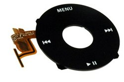 iPod Video Click Wheel (Black)