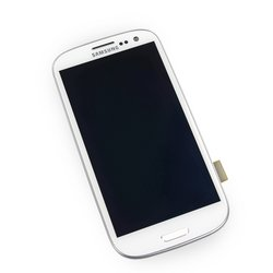 Galaxy S III (Verizon) Screen / White / New