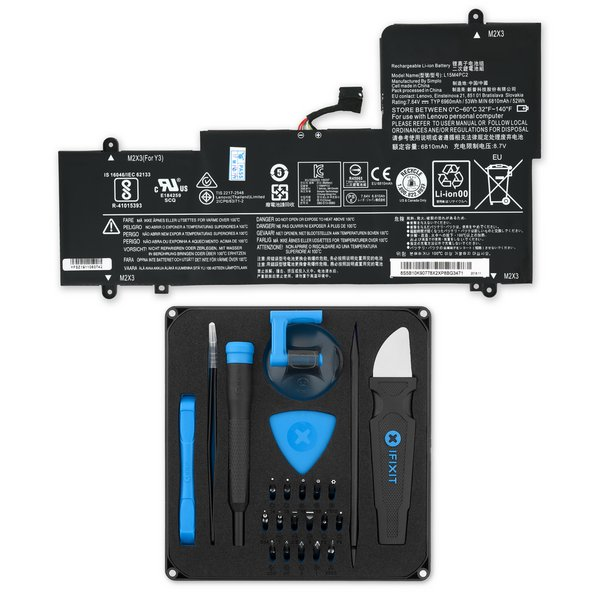 "Lenovo Yoga 710 14"" and 15"" Replacement Battery / Fix Kit"