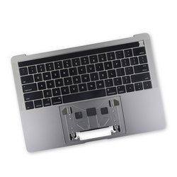 """MacBook Pro 13"""" Retina (Touch Bar, Late 2016-2017) Upper Case Assembly"""