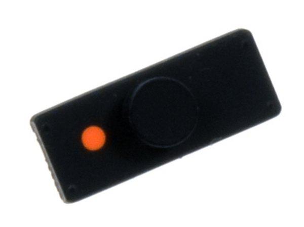 iPad Rotation Lock Button