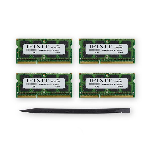 "iMac Intel 27"" EMC 2834 (Late 2015, 5K Display) Memory Maxxer RAM Upgrade Kit"