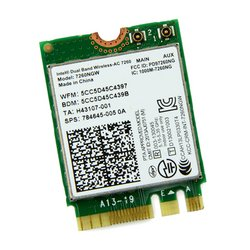 HP Chromebook 11 G3/G4 Wi-Fi Card