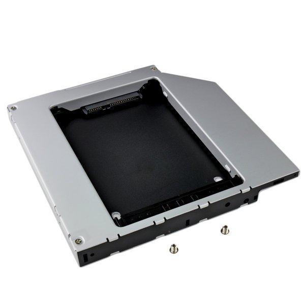 12.7 mm PATA Optical Bay SATA Hard Drive Enclosure