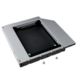12.7 mm PATA Optical Bay SATA Hard Drive Enclosure