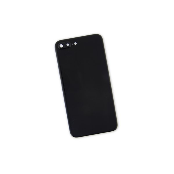 iPhone 7 Plus Blank Rear Case / Jet Black