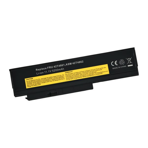 Lenovo ThinkPad X230 Replacement Battery